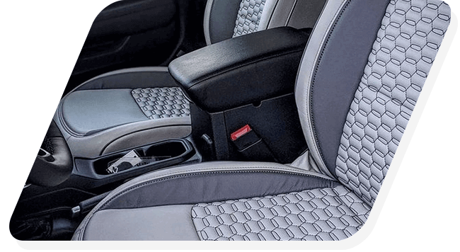 interior leather customization